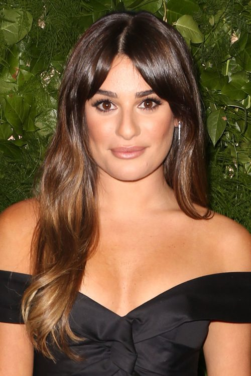 Lea Michele S Hairstyles Amp Hair Colors Steal Her Style