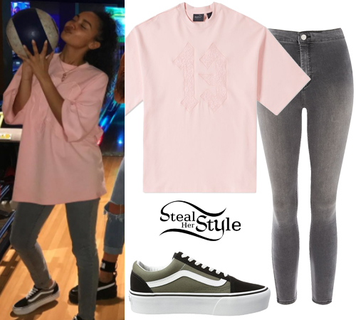 leighanne pinnock fashion steal her style