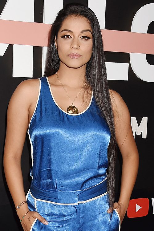 Lilly Singh S Hairstyles Amp Hair Colors Steal Her Style
