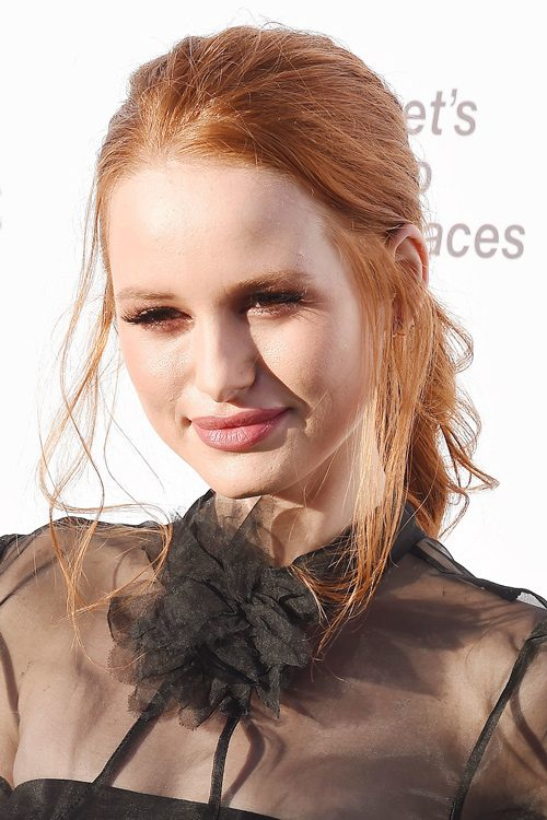 Madelaine Petsch S Hairstyles Amp Hair Colors Steal Her