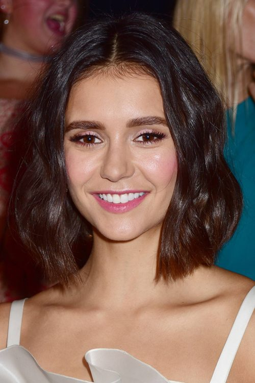 nina dobrev hair color best hair color 2017