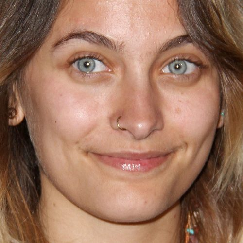 Paris Jackson Makeup Nude Eyeshadow Clear Lip Gloss Steal Her Style
