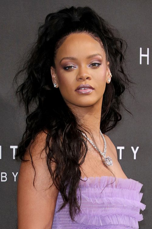 Rihannas Hairstyles Hair Colors Steal Her Style