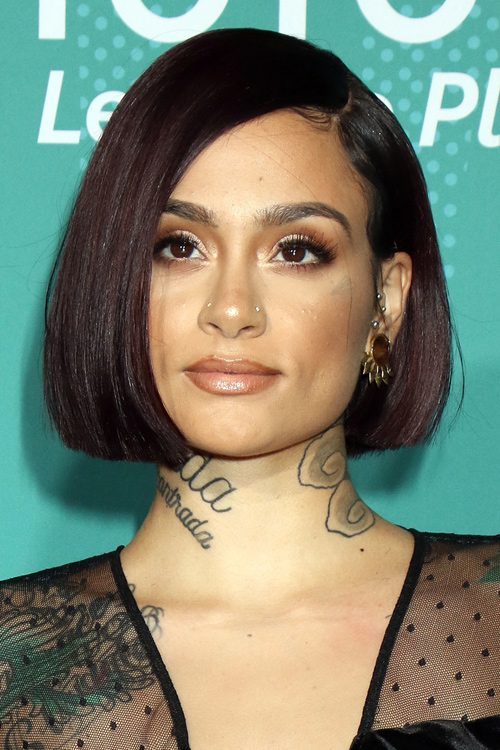 Kehlani S Hairstyles Amp Hair Colors Steal Her Style