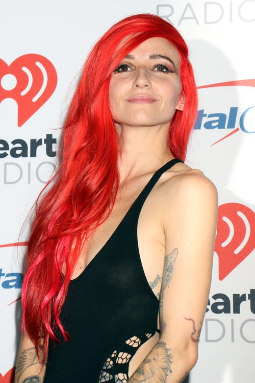 Lights Poxleitner S Hairstyles Amp Hair Colors Steal Her Style