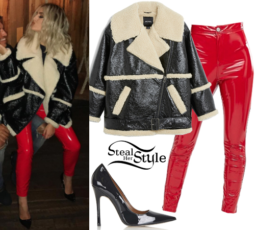 Perrie Edwards Fashion Steal Her Style