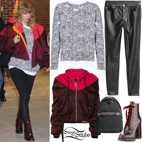 Taylor Swift S Clothes Amp Outfits Steal Her Style
