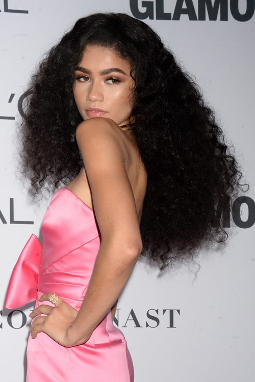 Zendaya S Hairstyles Amp Hair Colors Steal Her Style