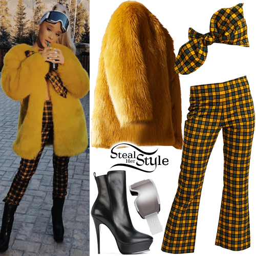 Ariana Grande Fashion Steal Her Style