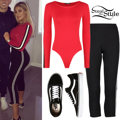 Chloe Ferry Clothes Outfits Steal Her Style