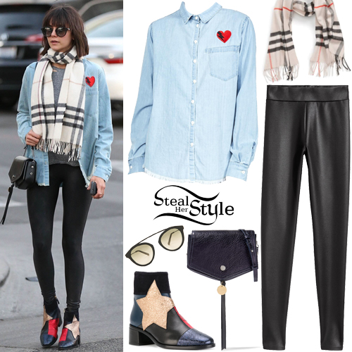 Nina Dobrev Clothes Amp Outfits Steal Her Style