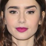 Lily Collins Makeup