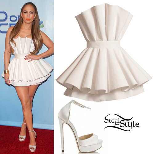 Jennifer Lopez Clothes Outfits Steal Her Style
