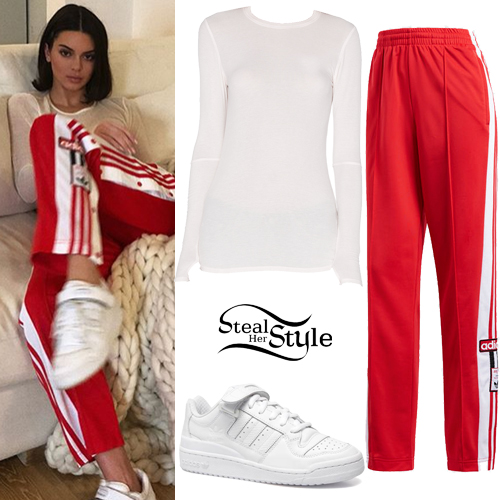 419 Adidas Outfits Steal Her Style