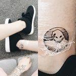 Acacia Brinley Clark Tattoos