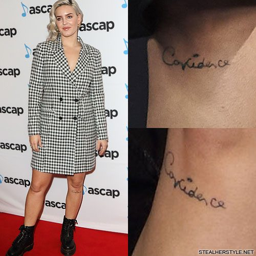 Anne Maries 14 Tattoos Meanings Steal Her Style