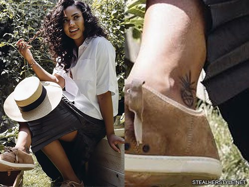 Ayesha curry 39 s 6 tattoos meanings steal her style for Does steph curry have tattoos