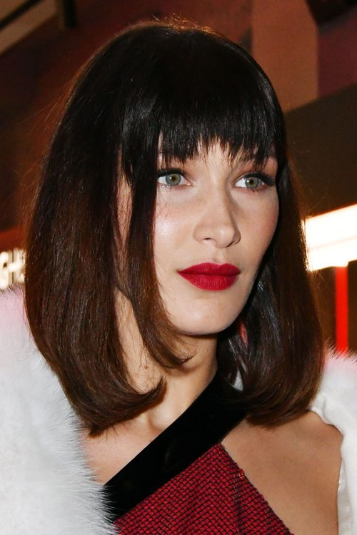 Bella Hadid S Hairstyles Hair Colors Steal Her Style