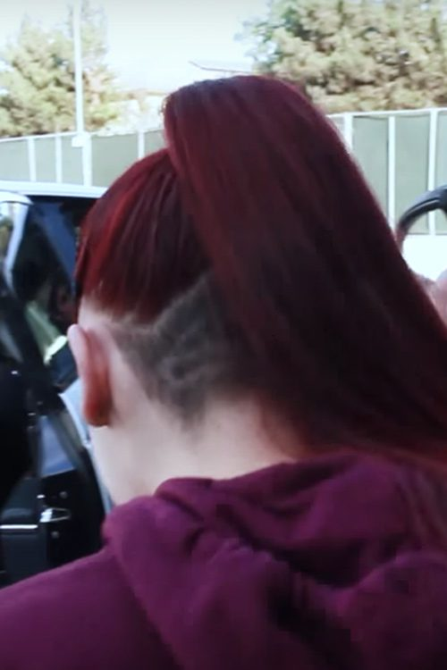Danielle Bregoli S Hairstyles Amp Hair Colors Steal Her Style
