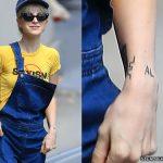 Hayley Williams Tattoos