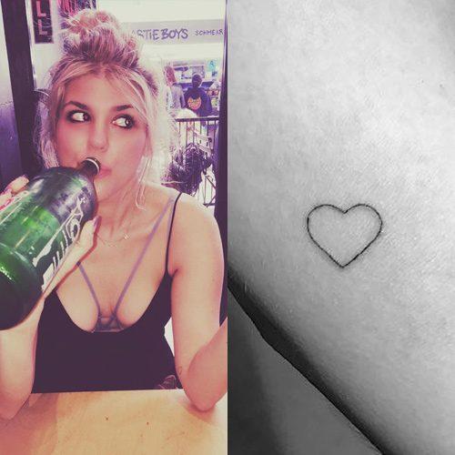 Kerry Katona S 6 Tattoos Meanings: Molly Tarlov's Tattoos & Meanings