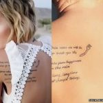 Scout Taylor-Compton Tattoos