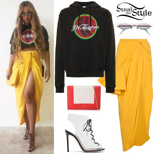 Beyonce fashion style 2018 12