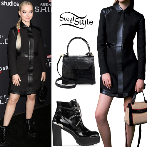 Dove Cameron Clothes Amp Outfits Steal Her Style