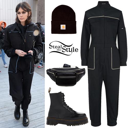 Kaia Gerber Clothes & Outfits