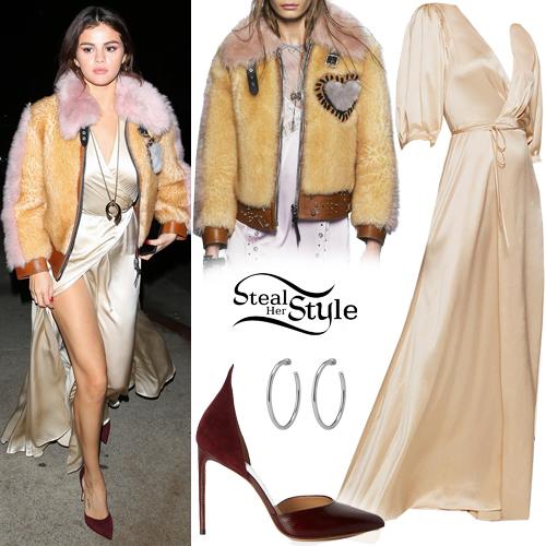 Selena gomez fashion and style selena gomez dress 2018