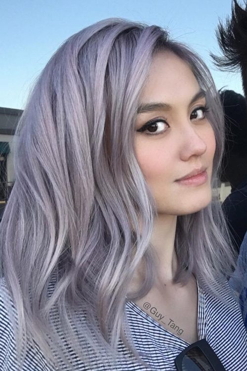 284 Celebrity Ash Blonde Hairstyles Steal Her Style
