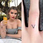 Alissa Violet Tattoos