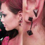 Ashley Graham Tattoos