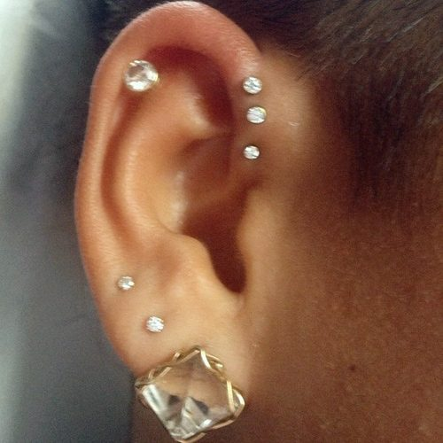 Cie Ventura Piercings