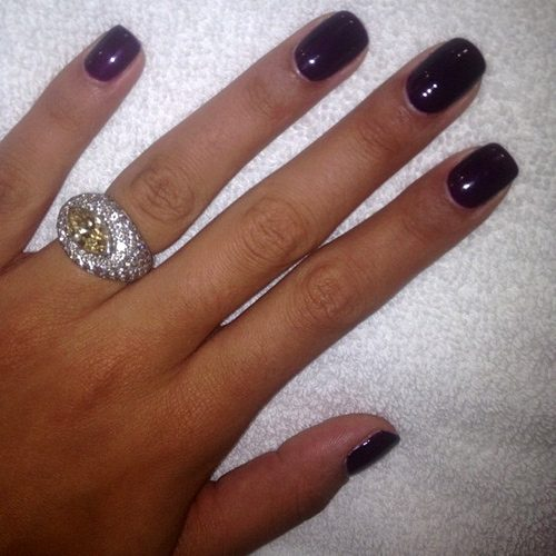 Cassie Ventura S Nail Polish Amp Nail Art Steal Her Style