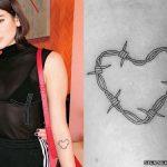 Dua Lipa Tattoos