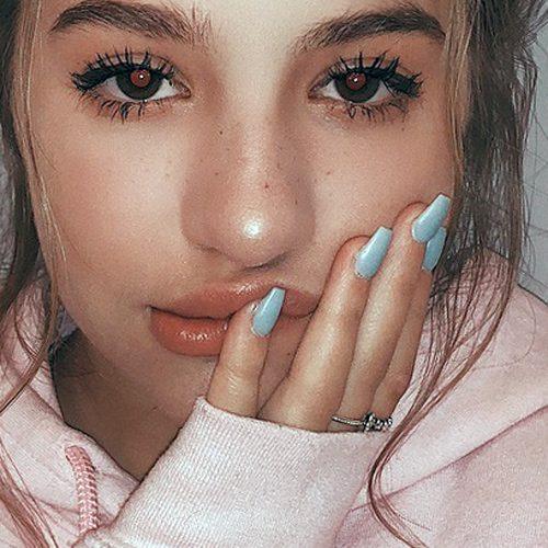 Mad Ziegler Makeup Daily