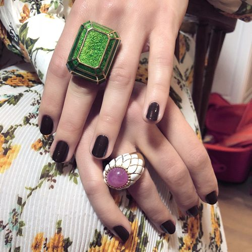 Margot Robbie\'s Nail Polish & Nail Art | Steal Her Style