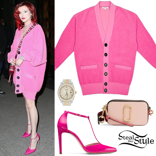 0b0875b459a7 Bella Thorne s Clothes   Outfits