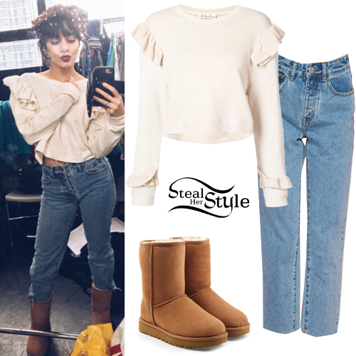 Vanessa Hudgens Clothes & Outfits | Steal Her Style