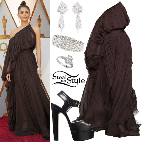 Zendaya Coleman S Clothes Amp Outfits Steal Her Style