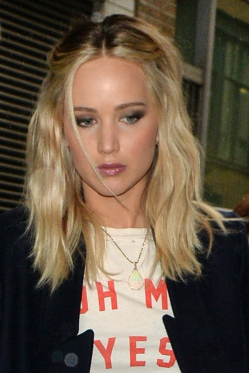 Jennifer Lawrence Acquired Kris Jenner The Right Christmas Cur