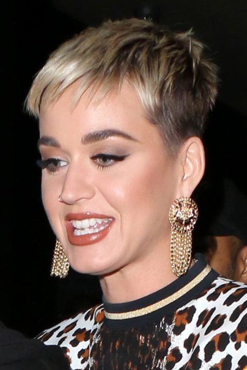 Katy Perry S Hairstyles Amp Hair Colors Steal Her Style