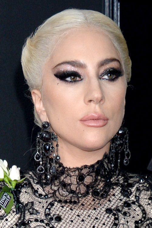 Lady Gagas Hairstyles Hair Colors Steal Her Style