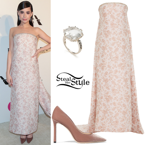 sofia carson outfit of
