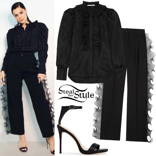 Jessie J Fashion Clothes Amp Outfits Steal Her Style