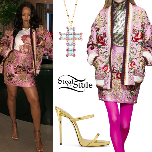 7db795851ce8 Rihanna's Clothes & Outfits | Steal Her Style | Page 3