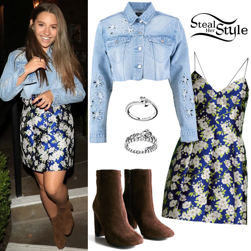 Mackenzie Ziegler Clothes & Outfits | Steal Her Style