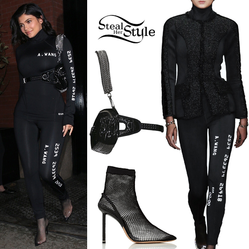 kylie jenner clothes amp outfits steal her style