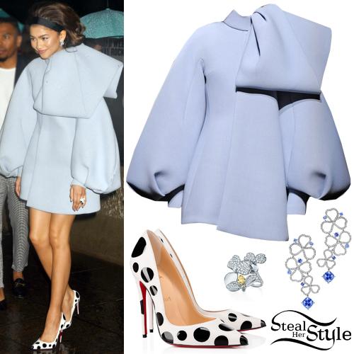 Zendaya Coleman's Clothes & Outfits